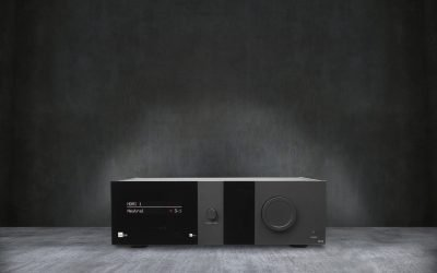 New Product Launch! Lyngdorf Audio MP-60 Surround Sound Processor