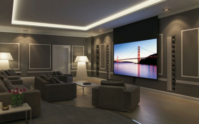 The Beauty Of Sound – The Best Home Cinema Systems