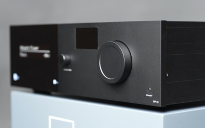 New Product Launch! Lyngdorf Audio MP-40 Surround Sound Processor